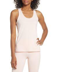 8ecde8199f4e7 Lyst - Women s Zella Sleeveless and tank tops On Sale