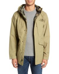 aaa47c9bb535 Nike Jordan X Psny Tech Trench Jacket in Green for Men - Lyst