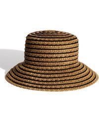 Eric Javits - 'braid Dame' Hat - Lyst