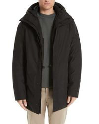 Norse Projects - Norse Project Rokkei Gore-tex Waterproof Parka - Lyst