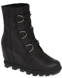 Sorel - Joan Of Arctic Ii Waterproof Wedge Boot - Lyst