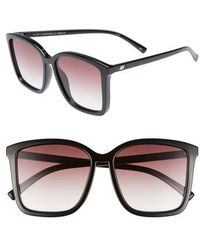 Le Specs - It Ain't Baroque 55mm Sunglasses - Lyst