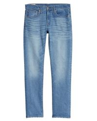 J.Crew - 484 Slim Fit Distressed Stretch Jeans - Lyst