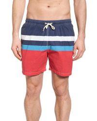 Barbour - Beach Swim Trunks - Lyst