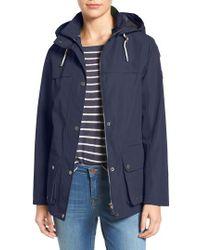 Barbour - Lowmoore Raincoat - Lyst