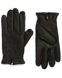 Nordstrom - Deerskin Leather Gloves - Lyst