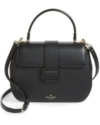 Kate Spade   Carlyle Street - Justina Leather Satchel   Lyst