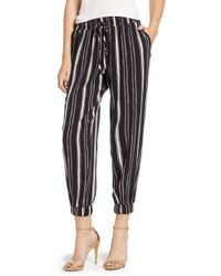 BISHOP AND YOUNG - Bishop + Young Stripe Jogger Pants - Lyst
