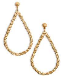 Gas Bijoux - Liane Drop Earrings - Lyst