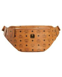 MCM - Medium Stark Belt Bag - Lyst