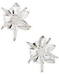 Meadowlark - Medium Wildflower Stud Earrings - Lyst