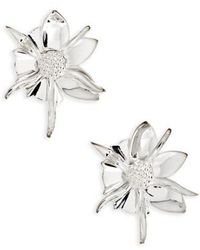 Meadowlark - Medium Wildflower Stud Earrings - Lyst