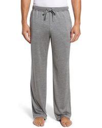 Daniel Buchler - Silk & Cotton Lounge Pants - Lyst