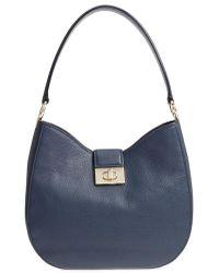 Kate Spade - Medium Greenwood Place Raya Leather Shoulder Bag - - Lyst