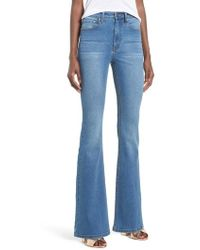Tinsel - Flare Jeans - Lyst