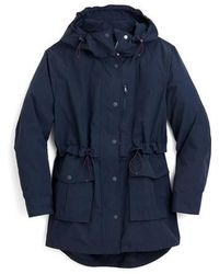 J.Crew | J.crew Perfect Raincoat | Lyst