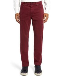 Joe's - Brixton Slim Straight Chinos - Lyst