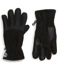 Timberland - Fleece Gloves - Lyst