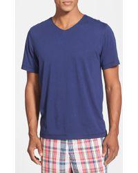 Daniel Buchler - V-neck Peruvian Pima Cotton T-shirt - Lyst