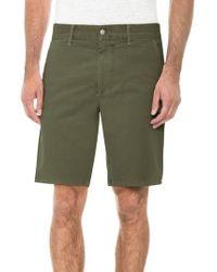 Joe's - Brixton Trim Fit Straight Leg Shorts - Lyst