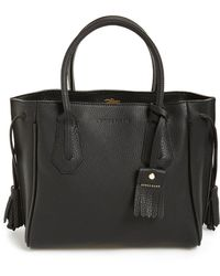 Longchamp - 'small Penelope' Leather Tote - - Lyst