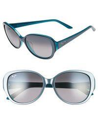 Maui Jim - Swept Away 56mm Polarizedplus2 Sunglasses - - Lyst