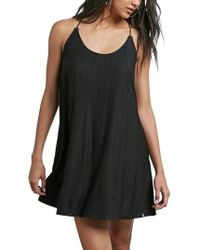 Volcom - Racerback Swing Dress - Lyst