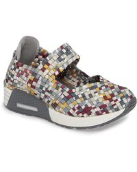 Bernie Mev - Best Charm Mary Jane Sneaker - Lyst