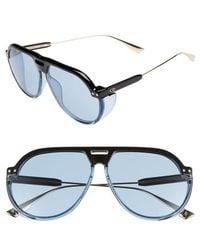 Dior - Club3s 61mm Pilot Sunglasses - - Lyst