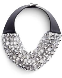 Fairchild Baldwin - Bella Beaded Collar Necklace - Lyst