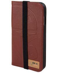Hex | R2-d2 Iphone 6/6s/7/8 Wallet Case - Burgundy | Lyst