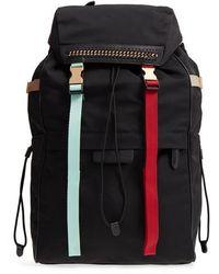 Stella McCartney - Large Eco Nylon Backpack - Lyst