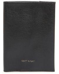 Matt & Nat | Voyage Faux Leather Passport Case | Lyst