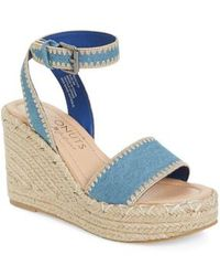 Matisse - Coconuts By Frenchie Wedge Sandal - Lyst