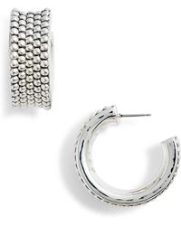 Simon Sebbag - Thick Prosecco Hoop Earrings - Lyst