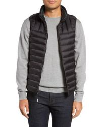 Tumi - Packable Down Vest - Lyst
