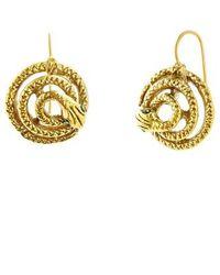 Steve Madden | Snake Earrings | Lyst
