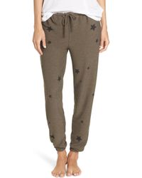 Chaser - Multi Star Jogger Pants - Lyst