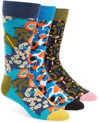Happy Socks - Wiz Khalifa 3-pack Socks Boxed Set - Lyst
