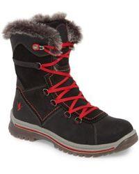 Santana Canada - Majesta 2 Faux Fur Lined Waterproof Boot - Lyst