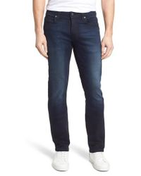 Fidelity - Jimmy Slim Straight Fit Jeans - Lyst