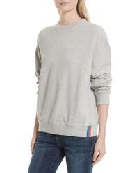 Kule - Cotton Sweatshirt - Lyst