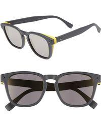 Fendi - 52mm Sunglasses - Lyst