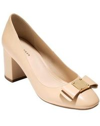 Cole Haan - Tali Bow Pumps - Lyst