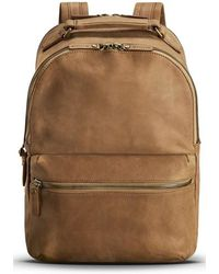 Shinola - Outrigger Runwell Backpack - - Lyst