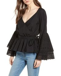 Rebecca Minkoff   Melly Top   Lyst