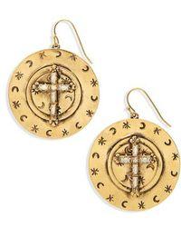 Virgins, Saints & Angels - Mother Goddess Apogee Earrings - Lyst