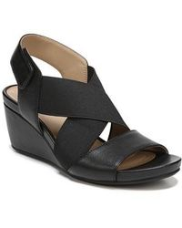 Naturalizer - Cleo Wedge Sandal - Lyst