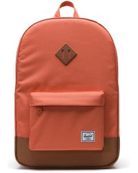 69737d0c48c Lyst - Herschel Supply Co. Heritage Backpack for Men