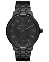 Armani Exchange - Bracelet Strap Watch - Lyst